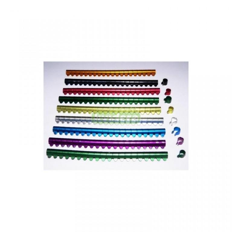 Kroužky pro papoušky 4 mm (20 ks)