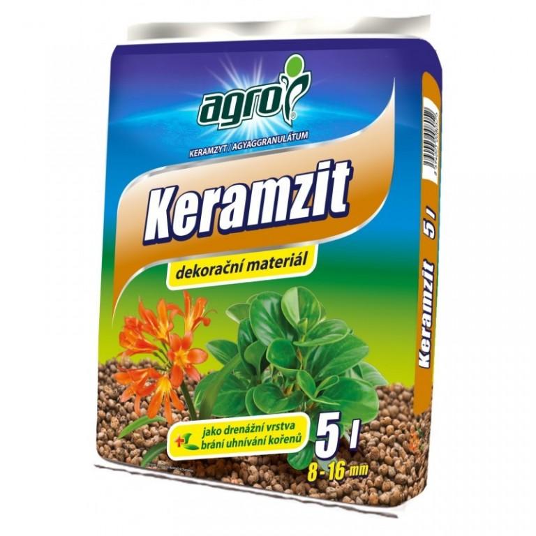 Agro Keramzit 8-16 mm 5 L