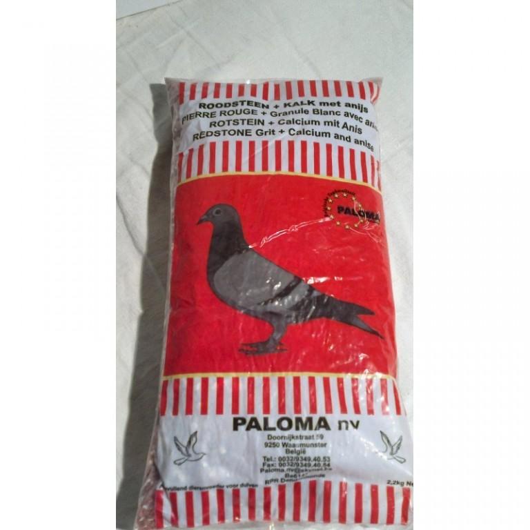 Grit pro holuby č+b 2,2 kg