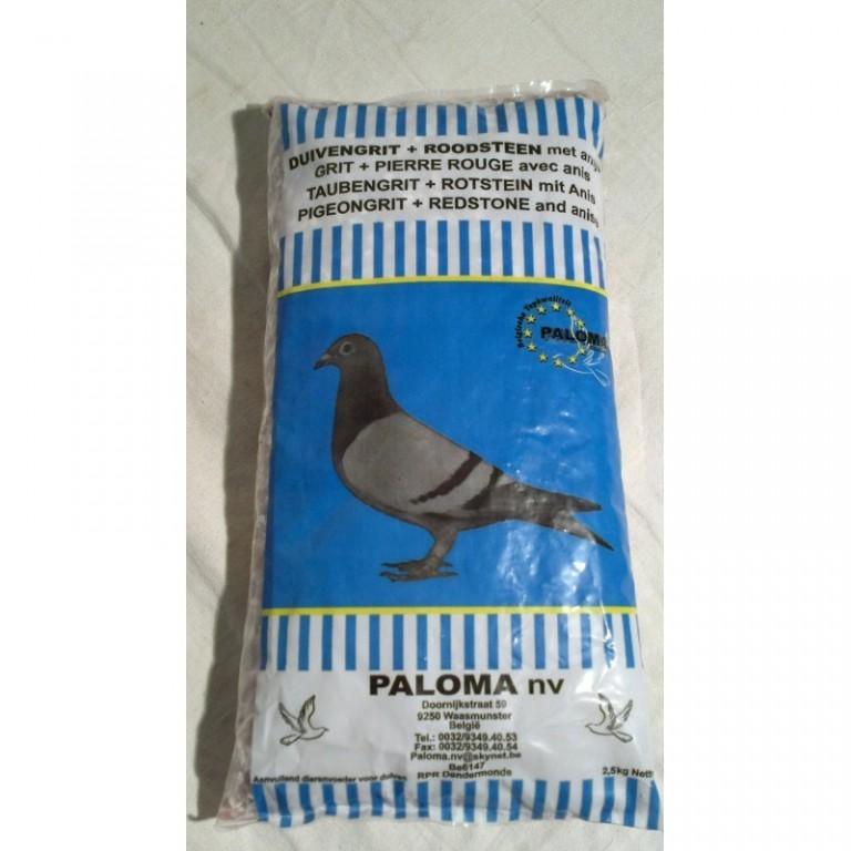 Grit pro holuby míchaný 2,5 kg
