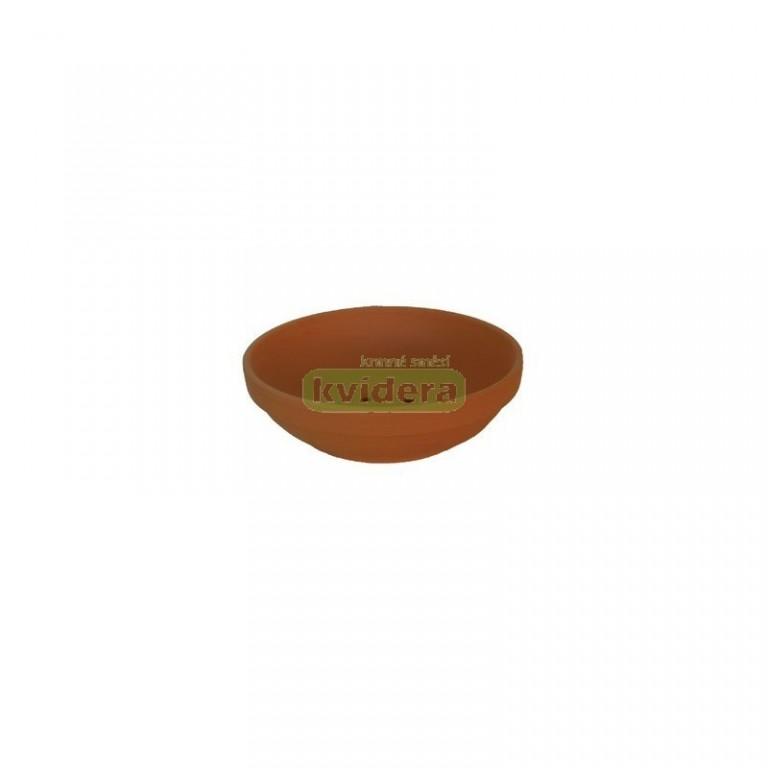 Hnízdící miska hliněná