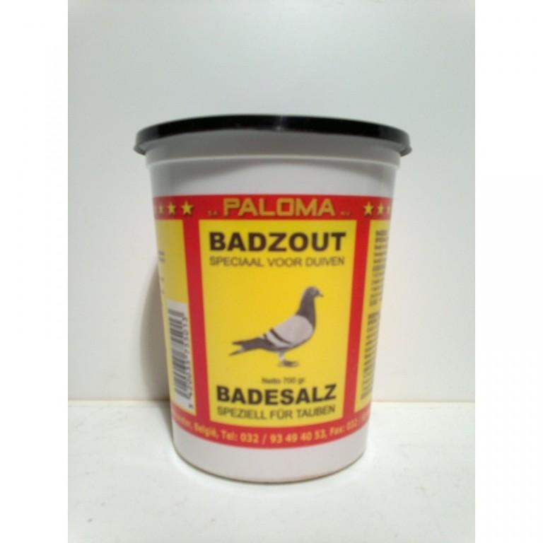 Koupelová sůl pro holuby