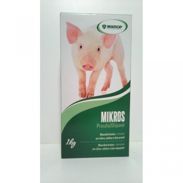 VPV 1 kg - vitamíny a minerály pro prasata