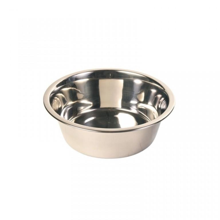 Nerezová miska pro psa Ø 24 cm