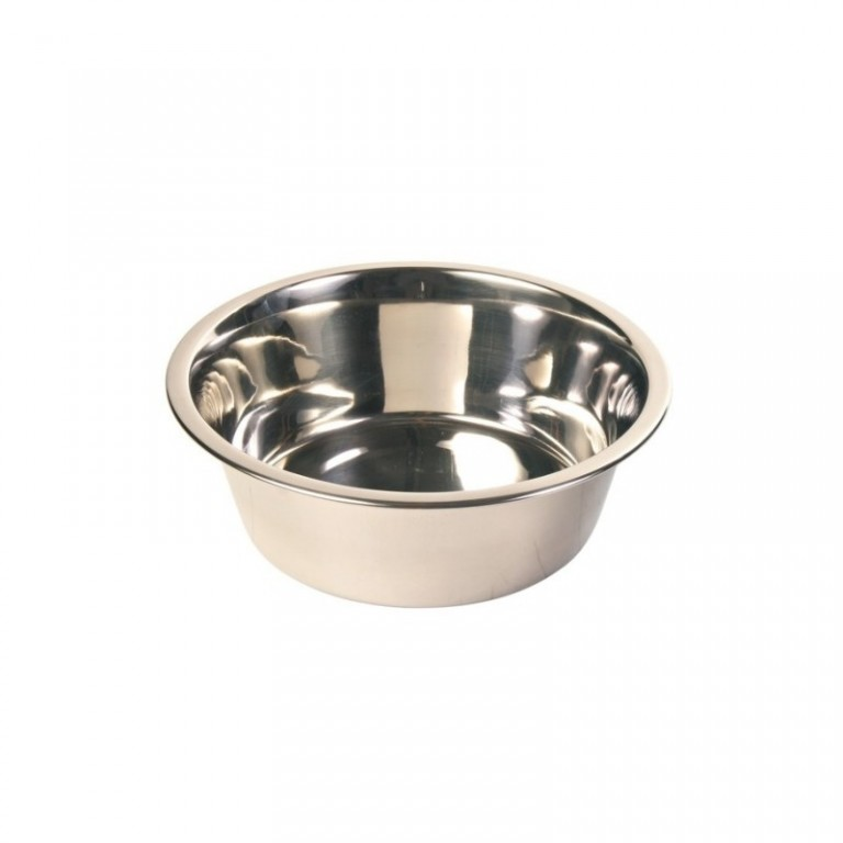 Nerezová miska pro psa Ø 34 cm