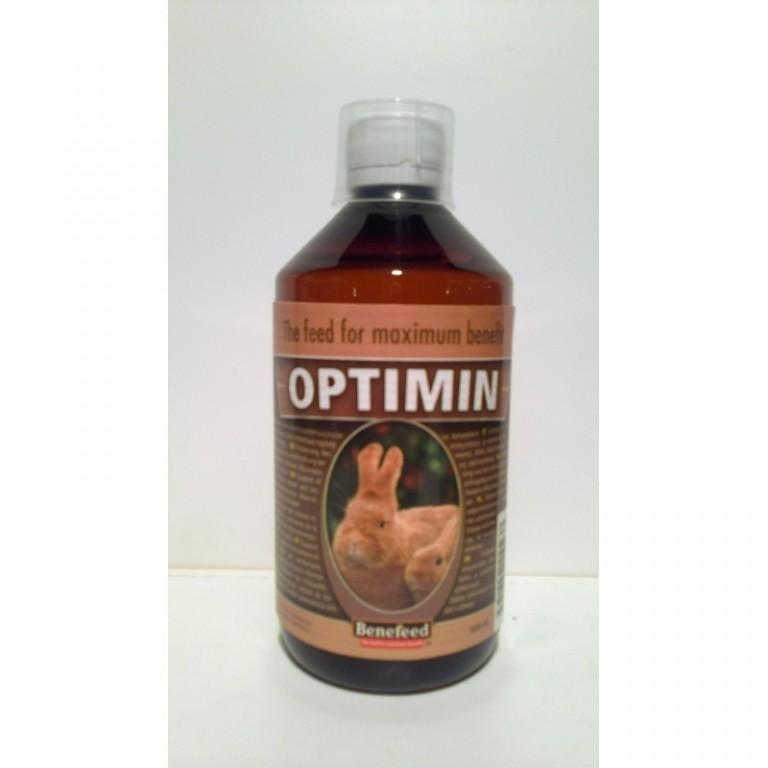 Optimin králík 500 ml