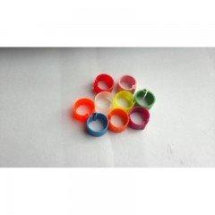 Kroužky na slepice 16 mm - zacvakávací