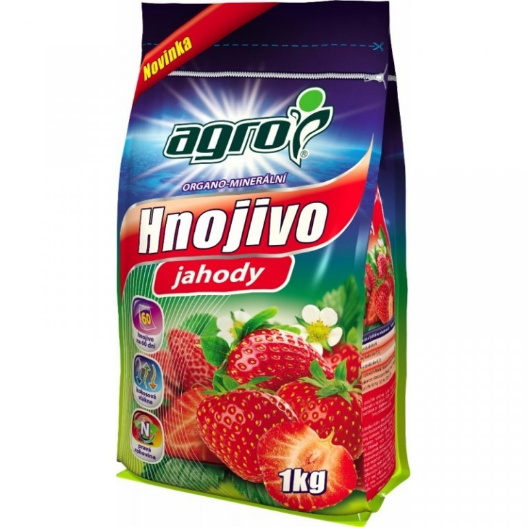 Agro OM Hnojivo jahody 1 kg