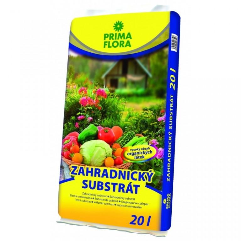 PF Zahradnický substrát 20 L