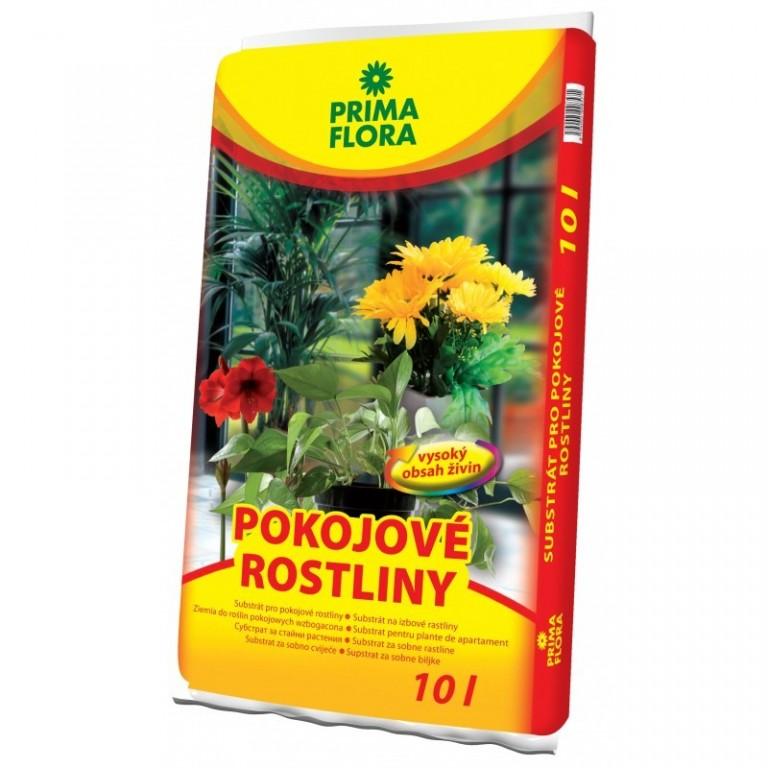 PF Substrát pro pokojové rostliny 10 L