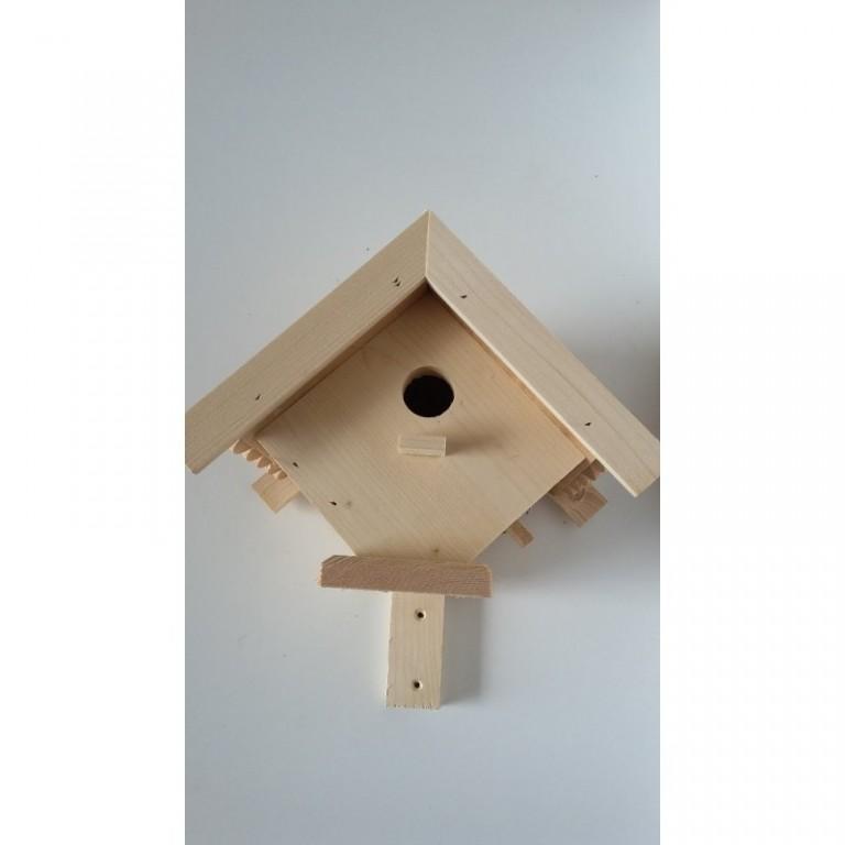 Budka pro venkovní ptactvo č.2