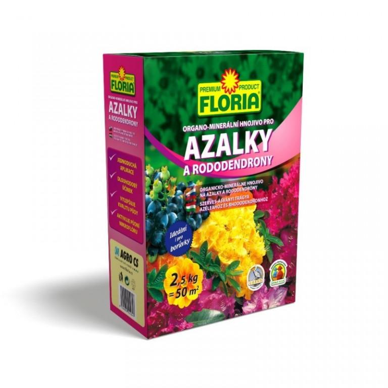 Floria OM hnojivo pro azalky a rododendrony 2,5 kg