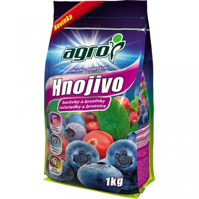 Agro OM Hnojivo borůvky a brusinky 1 kg