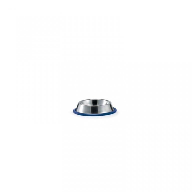 Nerezová miska s protiskluzovou úpravou Ø 15 cm