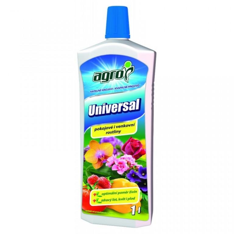 Agro kapalné hnojivo universální 1 L