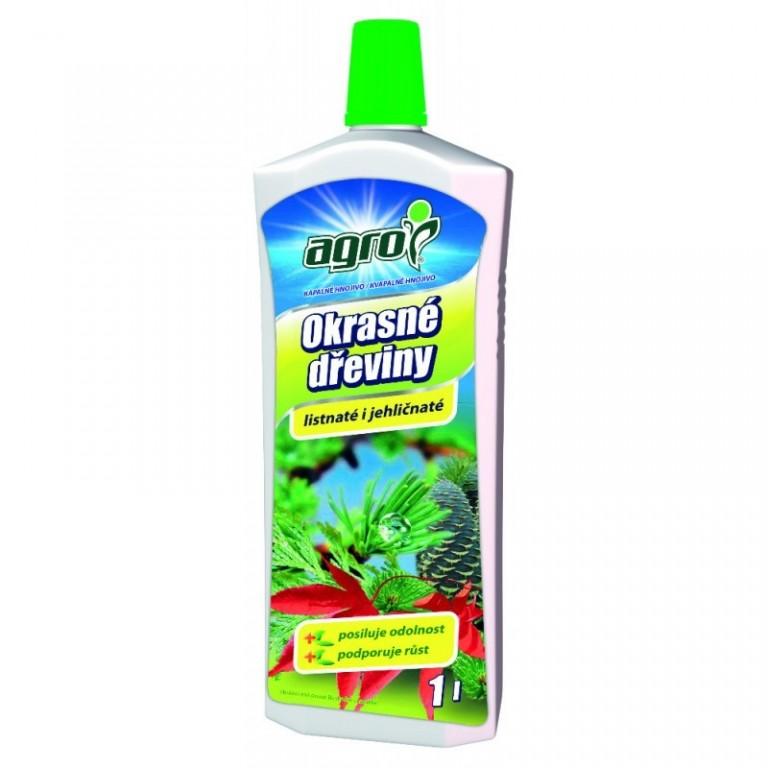 Agro Kapalné hnojivo pro okrasné dřeviny 1 L