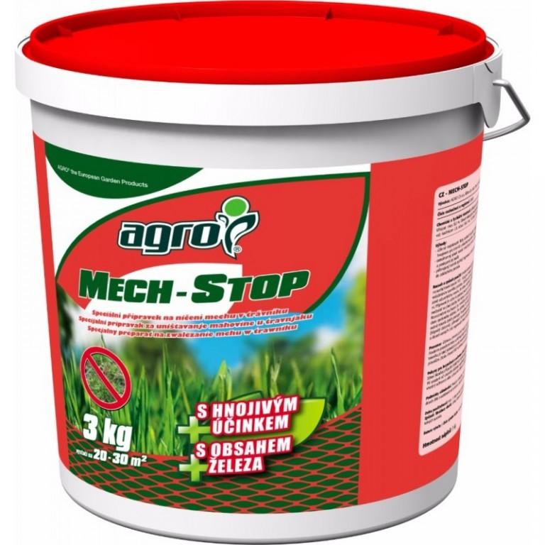 Agro Mech stop plastový kbelík 3 kg