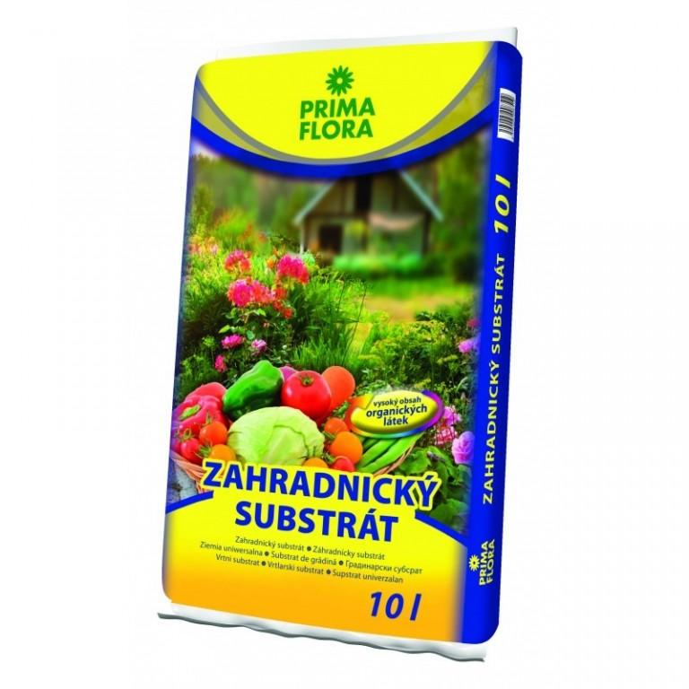 PF Zahradnický substrát 10 L