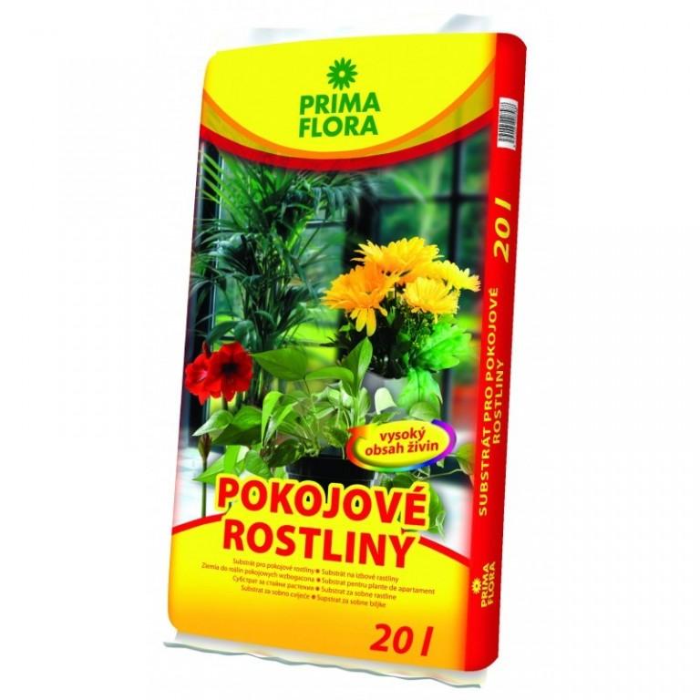 PF Substrát pro pokojové rostliny 20 L