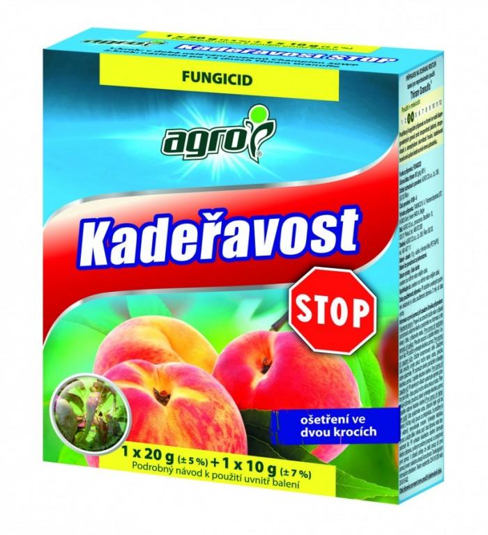 Agro Kadeřavost STOP 1x20 g + 1x10 g