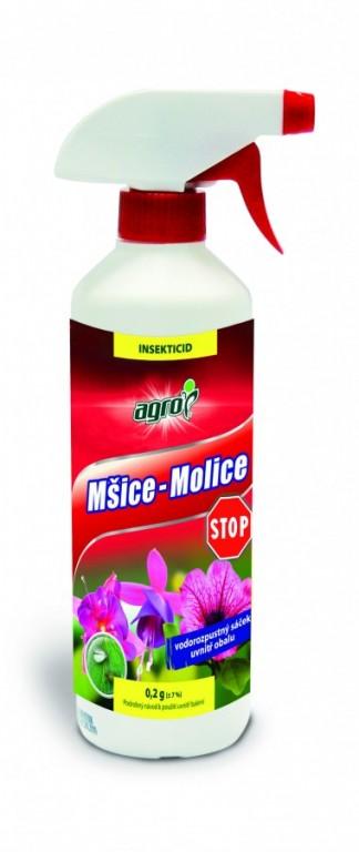 Agro Mšice - Molice STOP 0,2 g spray