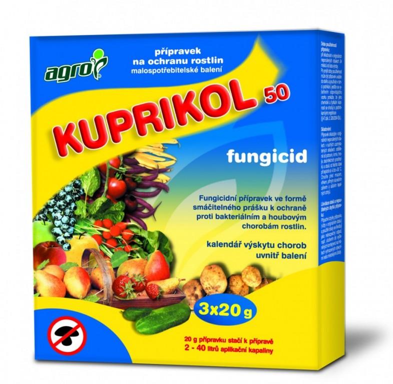 Agro Kupricol 50 3 x 20 g
