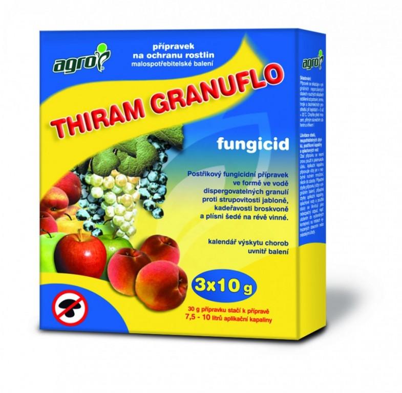 Agro Thiram Granuflo 3 x 10 g