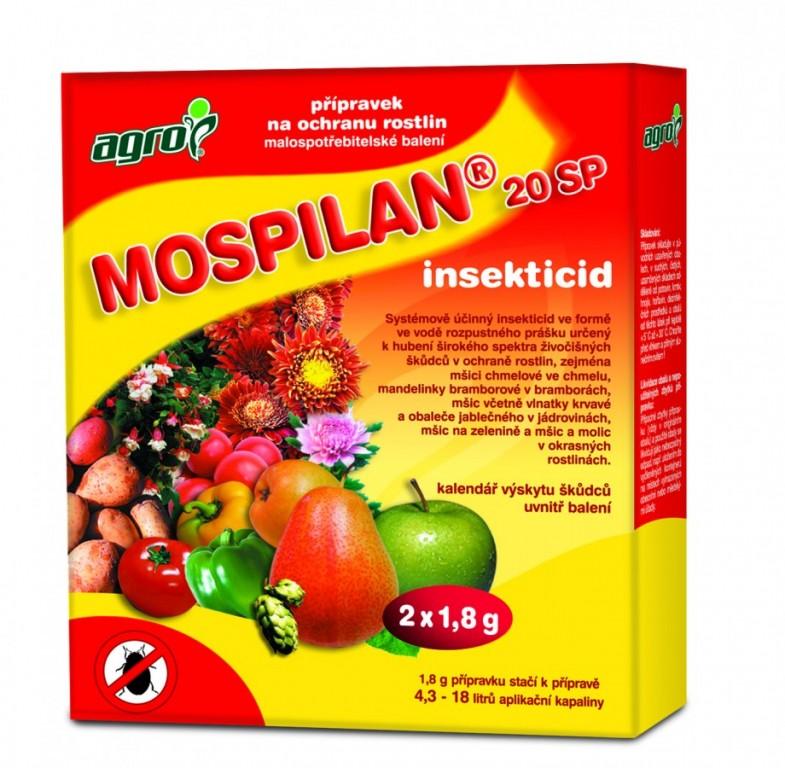 Agro Mospilan 20 SP 2 x 1,8 g