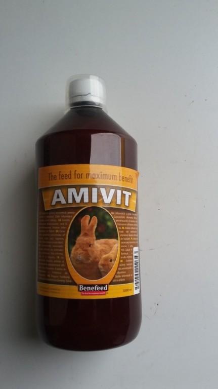 Amivit králík 1000 ml