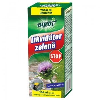 Likvidátor zeleně STOP 100 ml