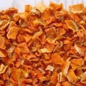 Sušená mrkev plátky 20 mm 1 kg