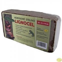 Podestýlka Lignocel kostka 650g