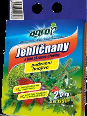 Agro podzimní hnojivo pro jehličnany 2,5 kg