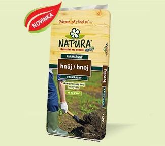 Natura Farmářský hnůj 40 L