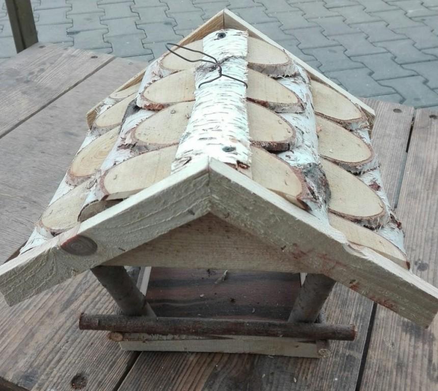 Budka pro venkovní ptactvo č.4