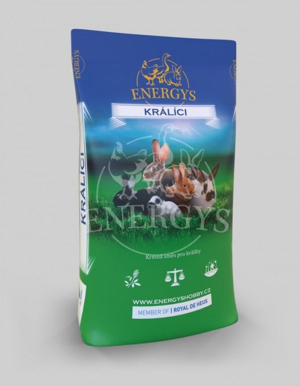KLASIK granule pro králíky 25 kg